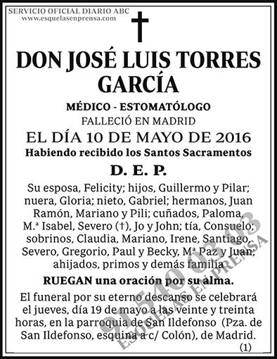 José Luis Torres García
